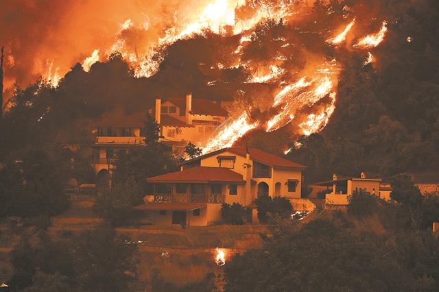 Δασικές πυρκαγιές – Ήρθε η ώρα για ένα νέο μοντέλο διαχείρισής τους