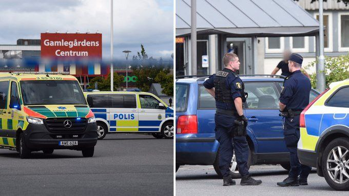 Πυροβολισμοί στη Σουηδία – Αναφορές για τραυματίες