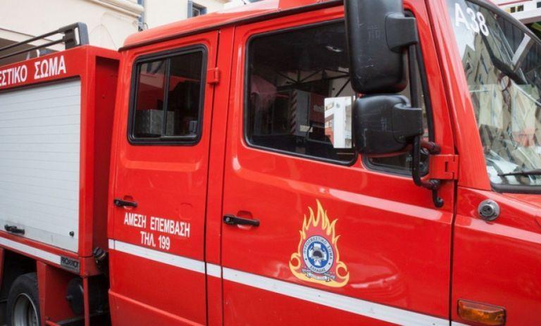 Λάρισα – Σε εξέλιξη πυρκαγιά στο Σαραντάπορο Ελασσόνας