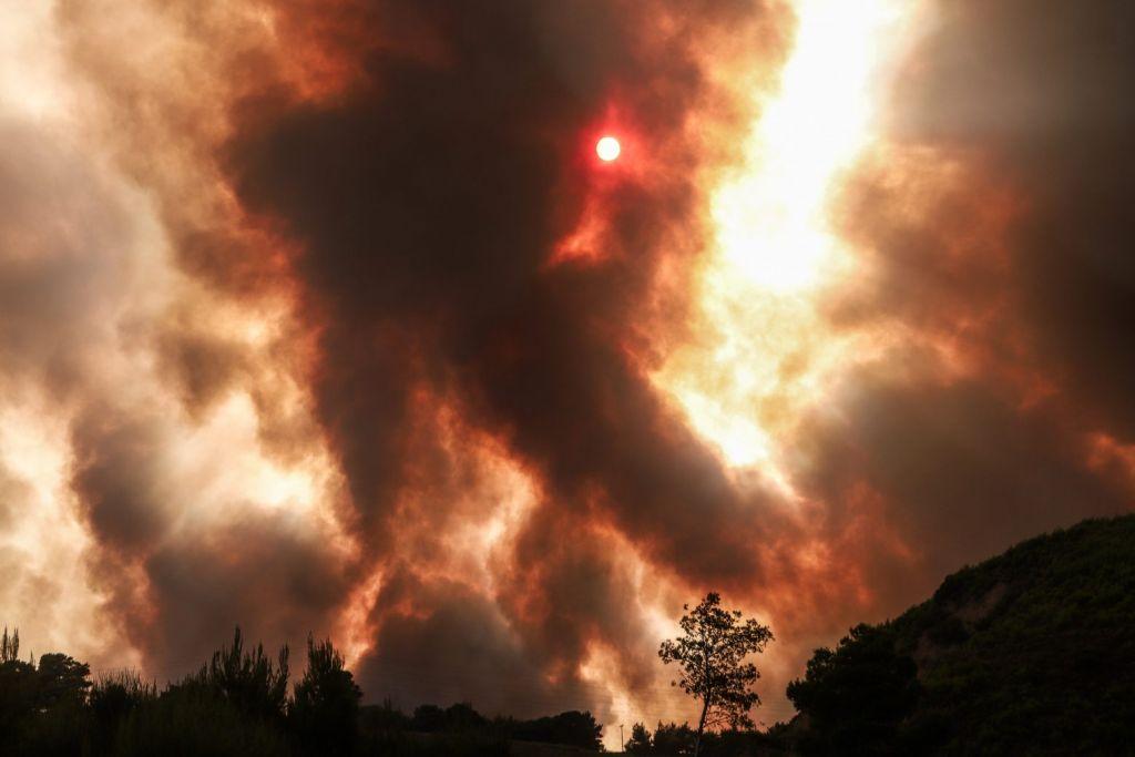 Μήνυμα του 112 για τις φωτιές στην Ελλάδα – «Πολύ υψηλός κίνδυνος πυρκαγιάς τις επόμενες μέρες»