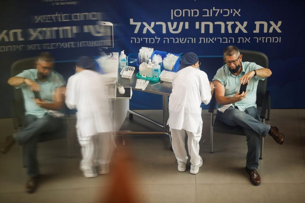 Εμβόλιο: Η τρίτη δόση μειώνει σημαντικά τον κίνδυνο λοίμωξης, δείχνει ισραηλινή μελέτη