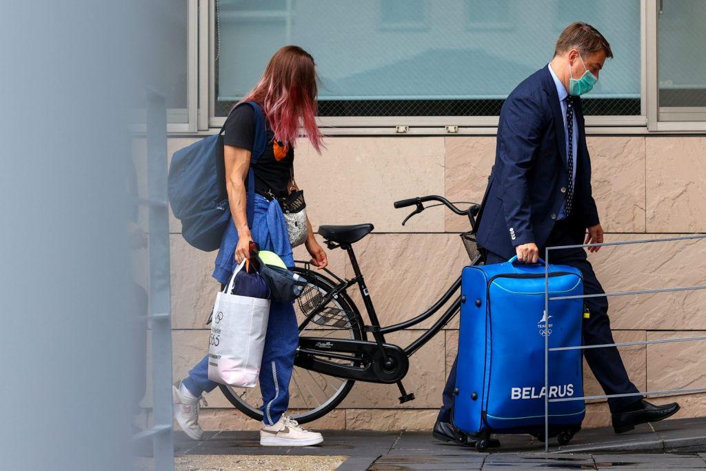 Τόκιο – Άσυλο ζητά η Λευκορωσίδα αθλήτρια που είχε καταγγείλει απόπειρα απαγωγής