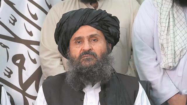 Αυτός είναι ο νέος ηγέτης του Αφγανιστάν
