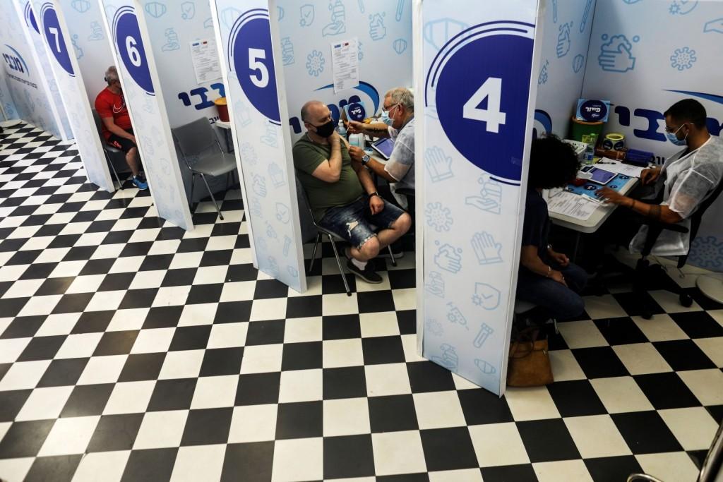 Εμβόλιο – Χωρίς «πράσινο πάσο» όσοι δεν κάνουν έγκαιρα την τρίτη δόση στο Ισραήλ
