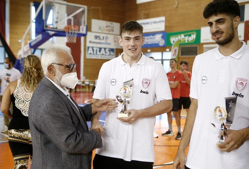 Ολυμπιακός – Πρώτος σκόρερ ο Μούσα, MVP ο Οικονομόπουλος