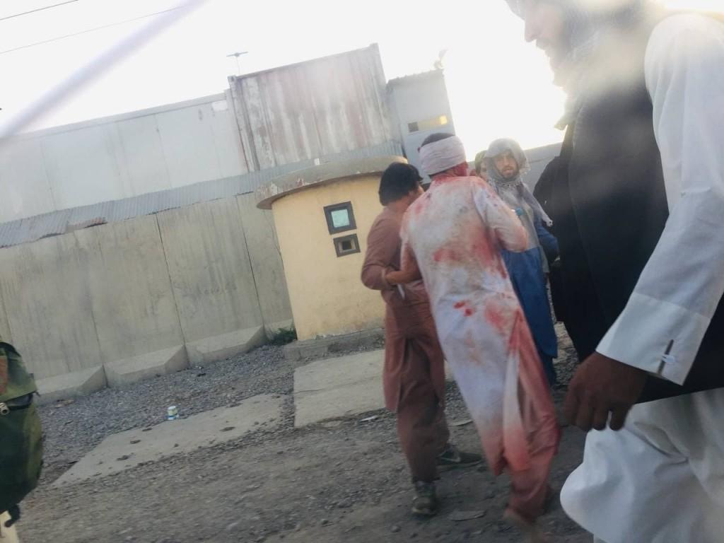 Αφγανιστάν – Συγκλονιστικά βίντεο και φωτογραφίες μετά τις εκρήξεις στην Καμπούλ