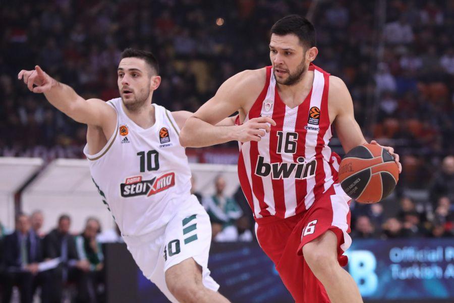 Τι βλέπουν οι στοιχηματικές για Ολυμπιακό και Παναθηναϊκό στην EuroLeague