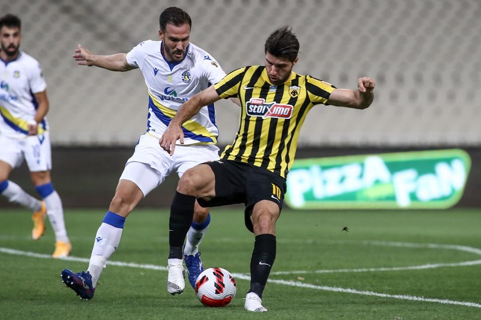 ΑΕΚ-Αστέρας 0-1 – Δεν υπάρχει σωτηρία…