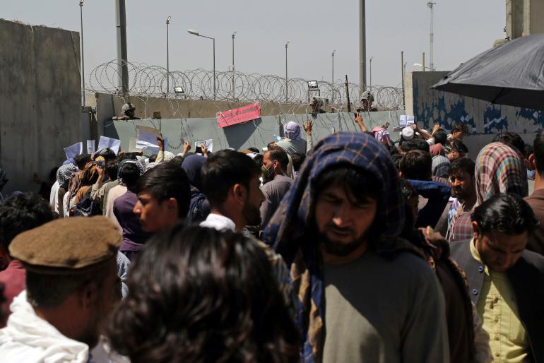 Ταλιμπάν – Τρομοκρατική η επίθεση αλλά «κόκκινο» πανί οι ξένες δυνάμεις
