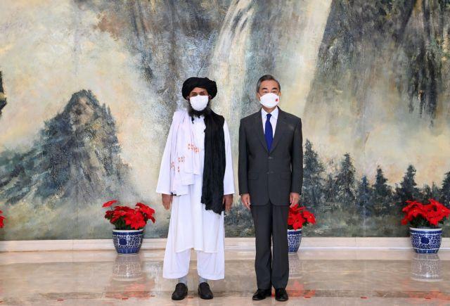 Η Κίνα, το Αφγανιστάν και η αρχή μιας κερδοφόρας (λυκο)φιλίας