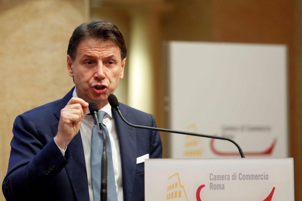 Ιταλία – Σάλος μετά τη δήλωση Κόντε – «Στενός διάλογος με τους Ταλιμπάν»