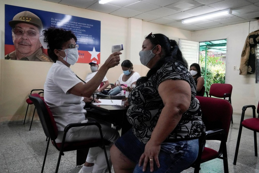 Κούβα – Σχεδόν 10 χιλιάδες κρούσματα και 92 θάνατοι σε μια μέρα από τον κοροναϊό