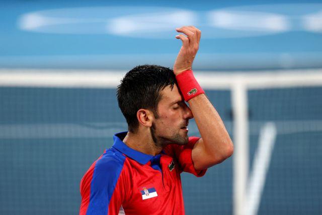 Τζόκοβιτς – Η στιγμή που καταρρέει ψυχολογικά στο γήπεδο και τα σπάει όλα – Πώς το σχολίασε ο Ναδάλ