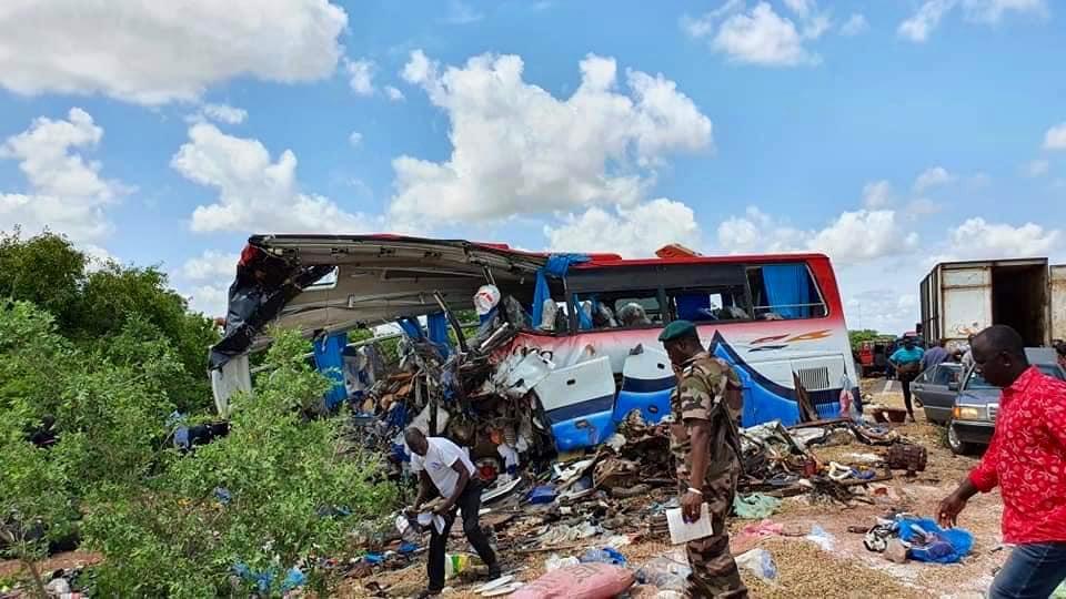 Μάλι – 41 νεκροί και 33 τραυματίες σε σύγκρουση λεωφορείου με φορτηγό