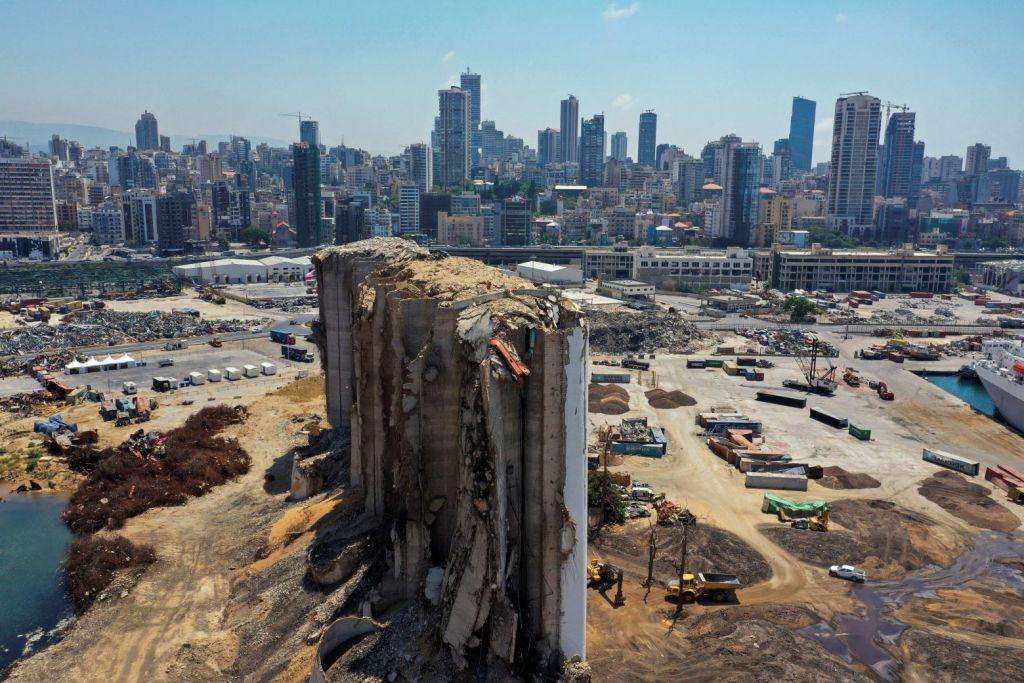 Λίβανος – Οργή και πόνος στην πρώτη επέτειο από τη φονική έκρηξη στο λιμάνι της Βηρυτού