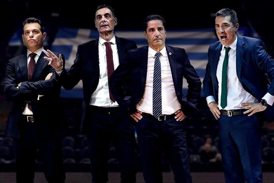 Euroleague – Η κυριαρχία των Ελλήνων προπονητών
