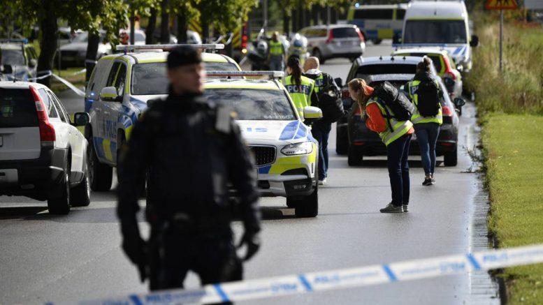 Σουηδία – Ένας 15χρονος συνελήφθη σε επίθεση σε σχολείο – Ένας εργαζόμενος τραυματίστηκε σοβαρά