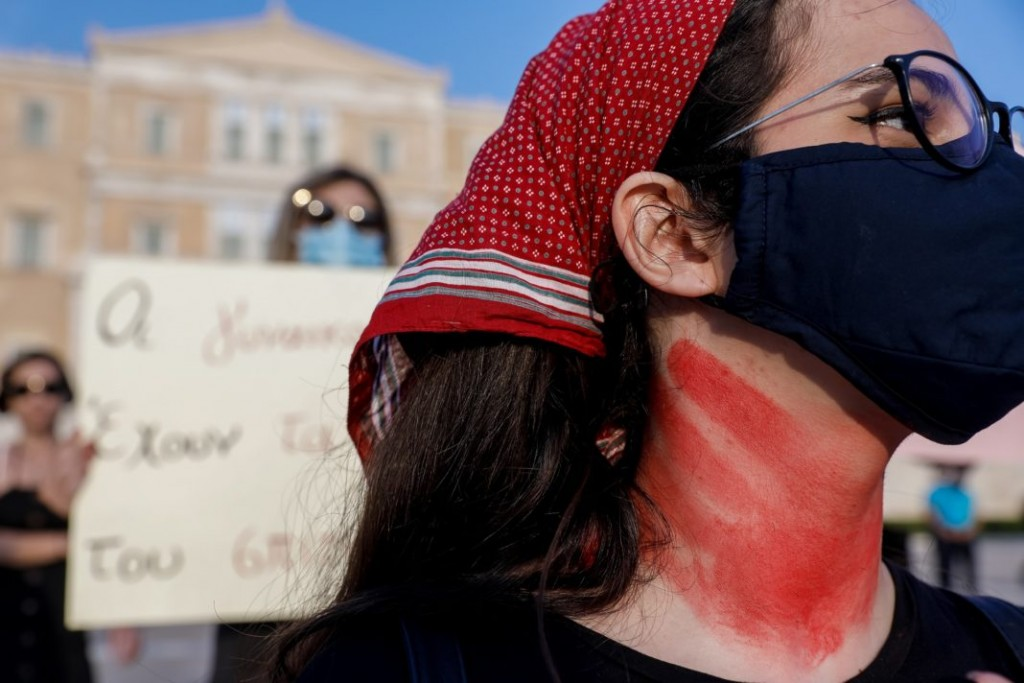 Editorial Ta Nea: The scourge of femicide