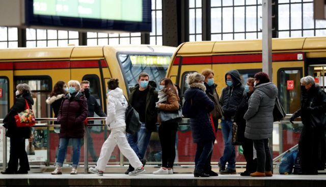 Γερμανία – Ξανά πάνω από 3.500 κρούσματα κοροναϊού, 26 θάνατοι σε 24 ώρες