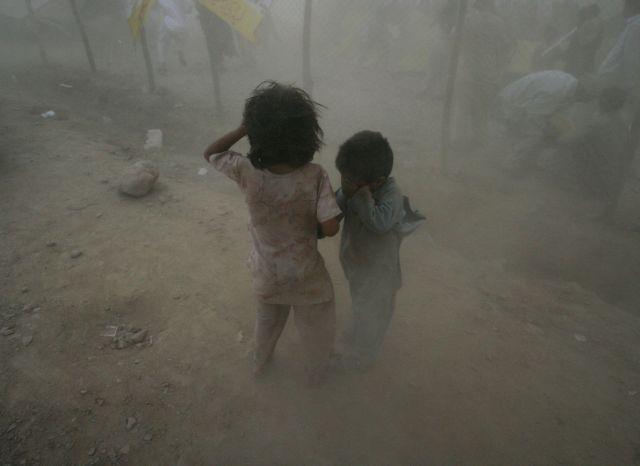 Ανθρωπισμός, κλιματική κρίση και πανδημία – 235 εκατ. άνθρωποι χρειάζονται βοήθεια άνω των 35 δισ.δολ.