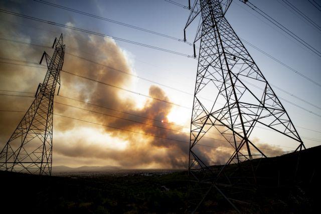 ΑΔΜΗΕ – Έκτακτη σύσκεψη στο Εθνικό Κέντρο Ελέγχου Ενέργειας στο Κρυονέρι
