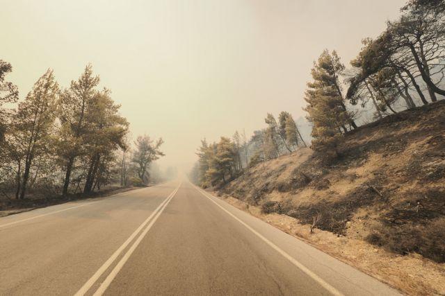 Φωτιές – Στις πληγείσες περιοχές της Βόρειας Εύβοιας μεταβαίνει ο Αλέξης Τσίπρας