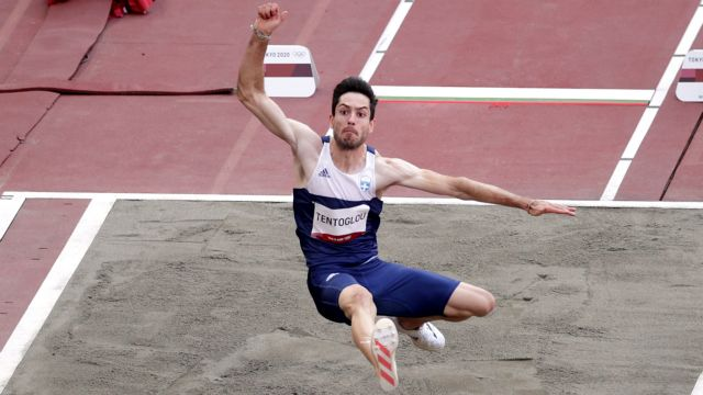 Olympic Games – Tentoglou gets long jump gold with a a leap 8.41