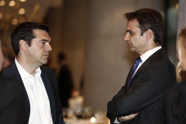 Οταν Μητσοτάκης και Τσίπρας «σκοτώνονταν» το 2019 για τον Αποστολάκη
