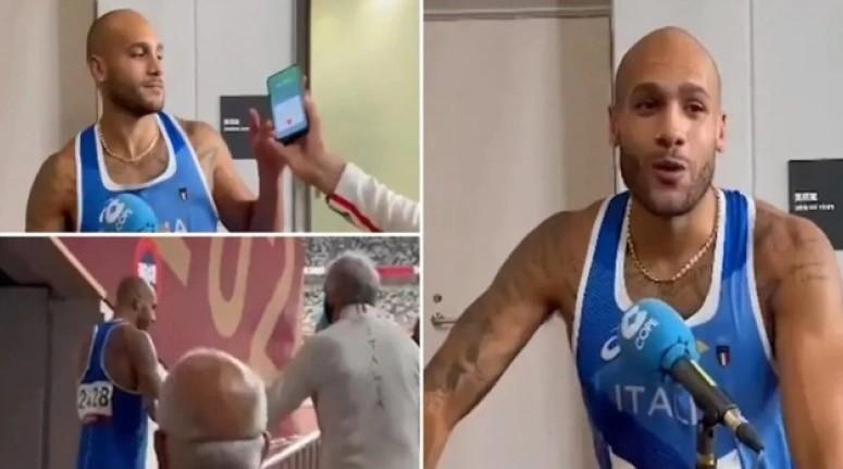Ολυμπιακοί Αγώνες – Ο Τζέικομπς διακόπτει τις live δηλώσεις για να απαντήσει στον Ντράγκι