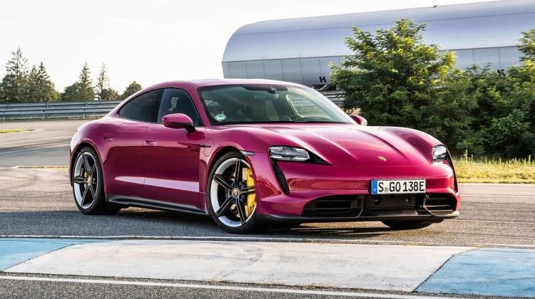 Porsche Taycan: Ανανέωση στα σημεία