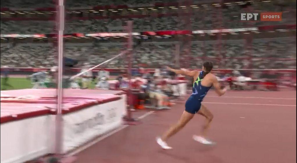 Ολυμπιακοί Αγώνες – Ρώσος άλτης προσπάθησε να ξεγελάσει τους κριτές …τρέχοντας και έγινε viral