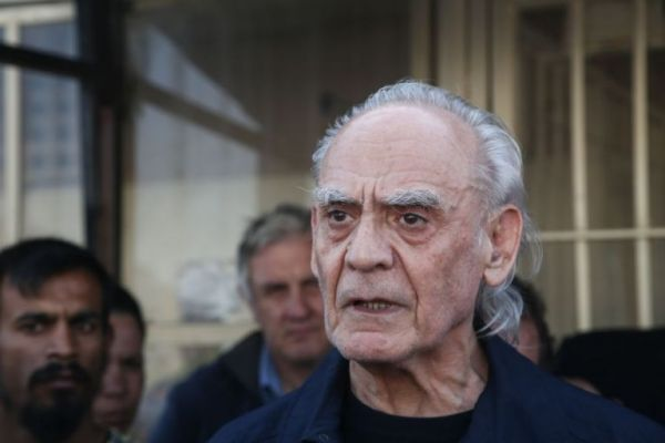 Long-time PASOK minister Tsohatzopoulos passes away, three years after prison release