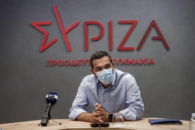 Αλέξης Τσίπρας – Είμαστε δίπλα στους ανθρώπους που ξενυχτούν αγωνιώντας