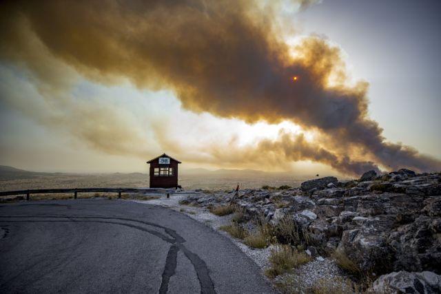 Λέκκας για φωτιά Βαρυμπόμπη – Πού οφείλεται η ταχύτατη εξάπλωσή της