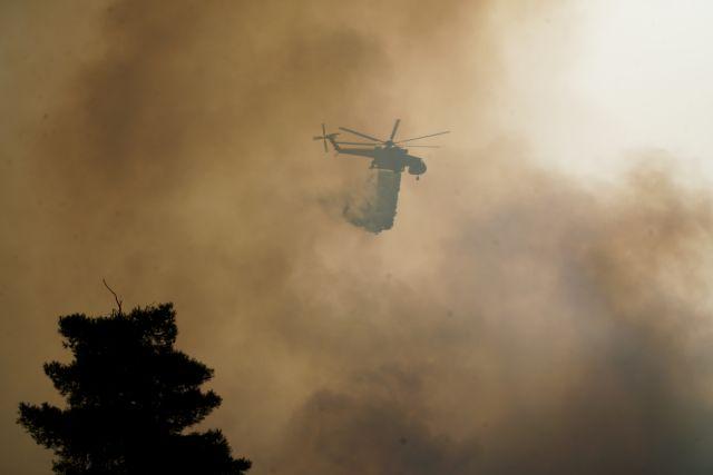 Φωτιές – Σε λίγες ημέρες κάηκε άνω του 50% έκτασης που καίγεται σε μια αντιπυρική περίοδο