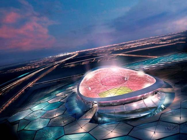 Κατάρ –  Χτίζοντας στάδια… στην άμμο ενόψει Παγκοσμίου Κυπέλλου Ποδοσφαίρου 2022