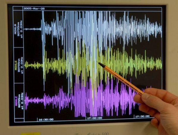 Στο χορό των Ρίχτερ η Νίσυρος - Πέντε σεισμοί σε λίγες ώρες