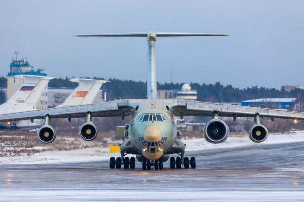 Αποκάλυψη MEGA – Παραλίγο αεροπορική τραγωδία στα Βίλια με το ρωσικό Ιλιούσιν