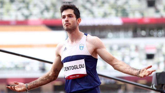 Τεντόγλου – «Αφιερωμένο το μετάλλιο σε όλους τους Ελληνες»