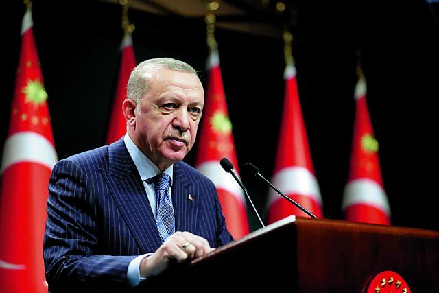 Ερντογάν για Αφγανιστάν – Η Τουρκία δεν θα γίνει αποθήκη μεταναστών της Ευρώπης