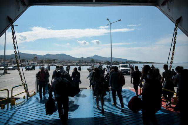 Έχασε 300.000 επιβάτες η ακτοπλοΐα φέτος το καλοκαίρι σε σύγκριση με το 2019