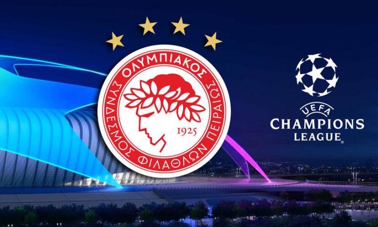 Live – Η κλήρωση του Ολυμπιακού στα play off του Champions League