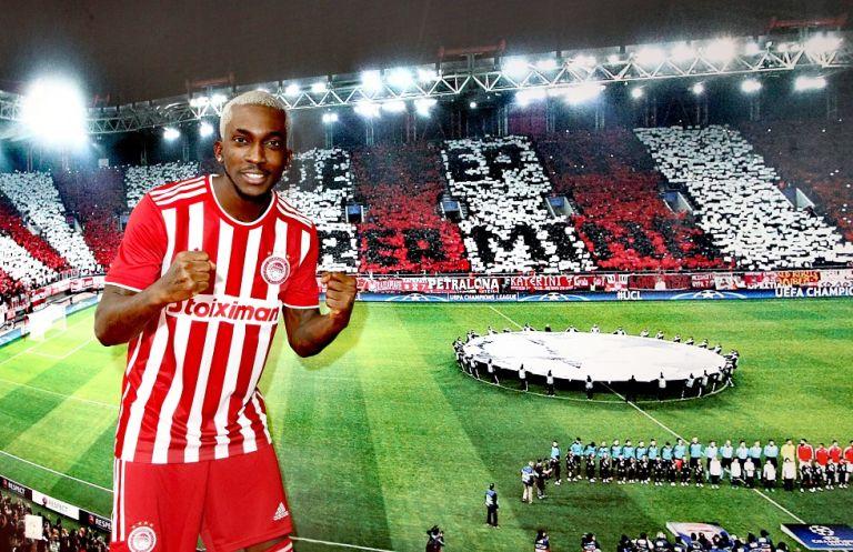 Ονιεκούρου – «Ήρθα στον μεγαλύτερο σύλλογο της Ελλάδας, στόχος να γίνω πρωταθλητής»