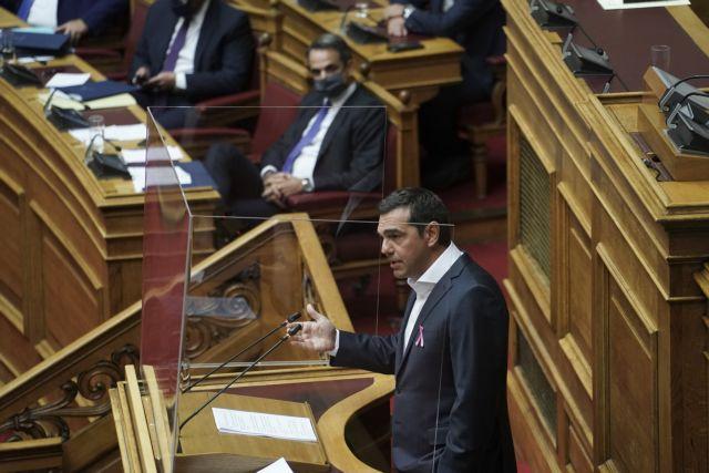 Βουλή – Η ώρα των πολιτικών αρχηγών – «Μετωπική» για τις φωτιές
