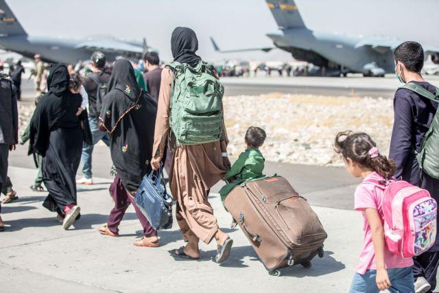 Αίτημα για χορήγηση ασύλου από την 8μελή οικογένεια Αφγανών που ήλθε στην Ελλάδα