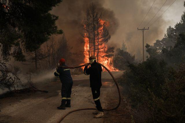 Πολύ υψηλός κίνδυνος πυρκαγιάς την Παρασκευή σε τρεις περιοχές