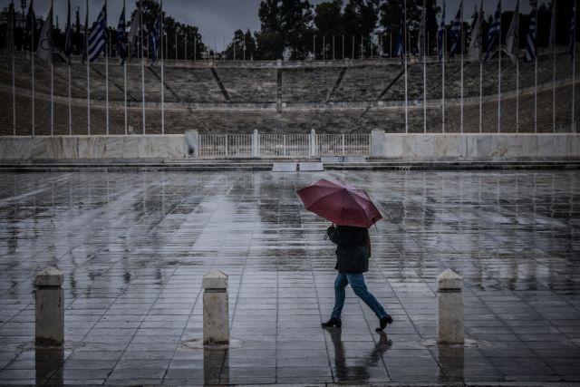 Καιρός – Πού θα σημειωθούν βροχές και καταιγίδες