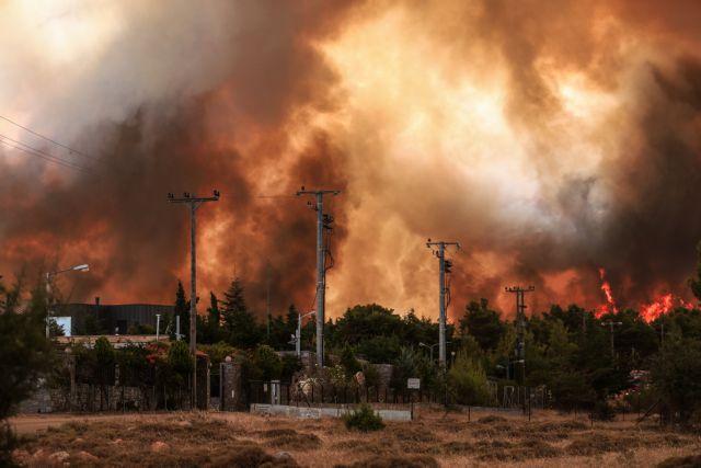 Φωτιά στη Βαρυμπόμπη – Ο φωτορεπόρτερ Αλέκος Βουτσαράς καταγγέλλει πλιάτσικο στα καμένα