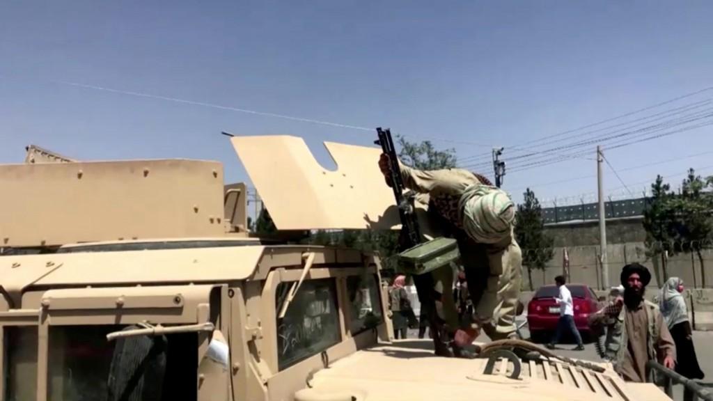 Αφγανιστάν – Στα χέρια των Ταλιμπάν ονόματα αμερικανών πολιτών που πρέπει να εγκαταλείψουν τη χώρα