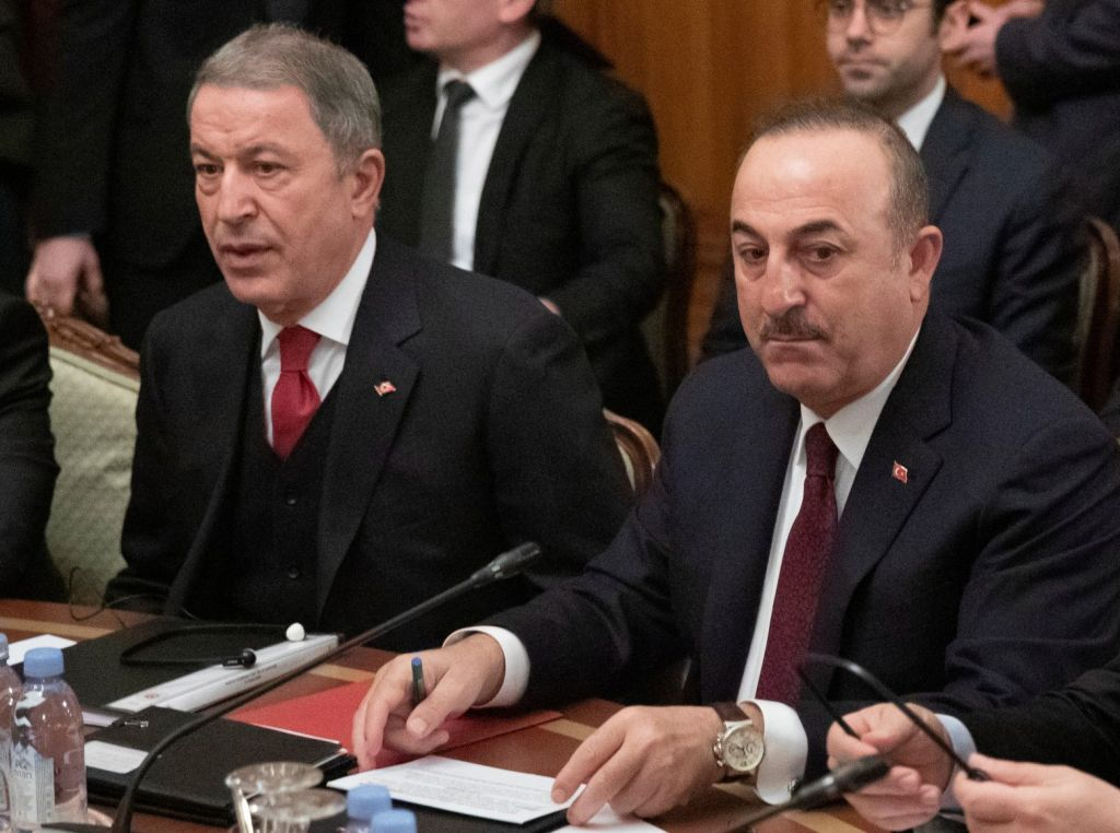 Προκαλούν Τσαβούσογλου και Ακάρ – Η θέση μας είναι η ίδια από το 1974 για δύο κράτη στην Κύπρο